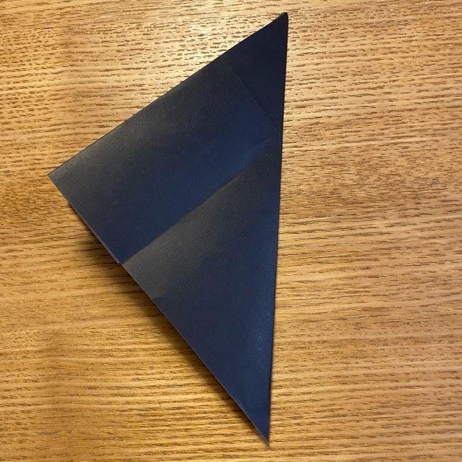 折り紙のカオナシ*折り方作り方 (12)