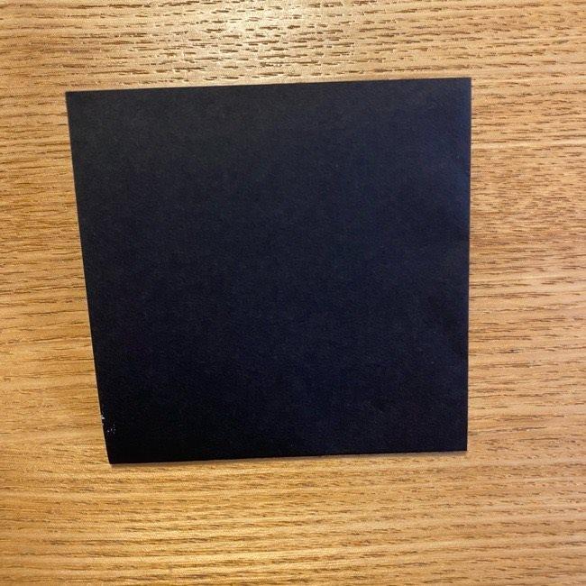 折り紙のカオナシ*折り方作り方 (3)