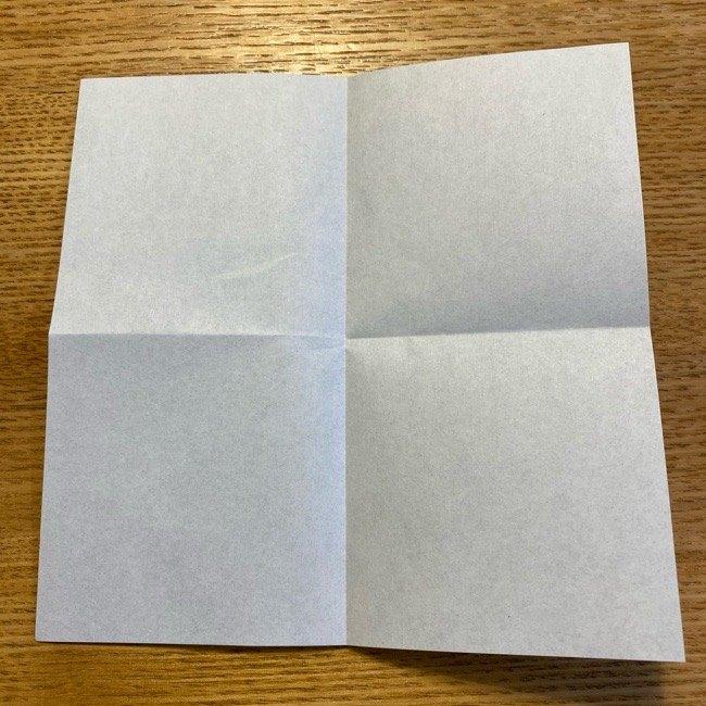 折り紙のカオナシ*折り方作り方 (4)