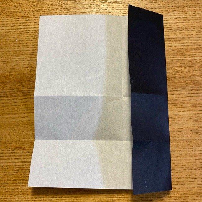 折り紙のカオナシ*折り方作り方 (7)
