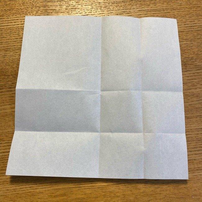 折り紙のカオナシ*折り方作り方 (8)