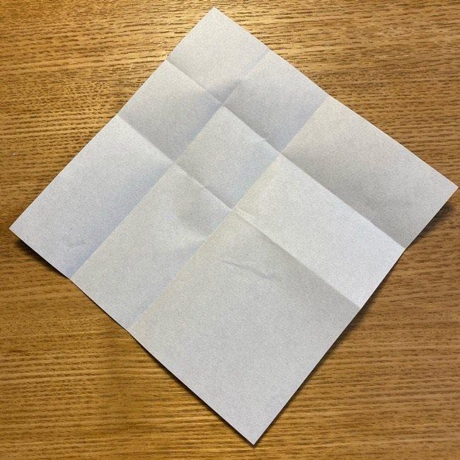 折り紙のカオナシ*折り方作り方 (9)