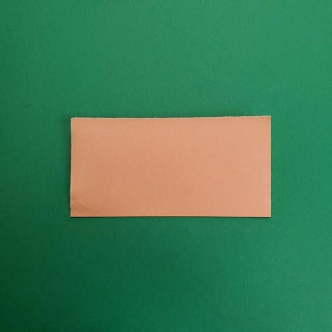 折り紙のサトシの作り方折り方1顔 (2)
