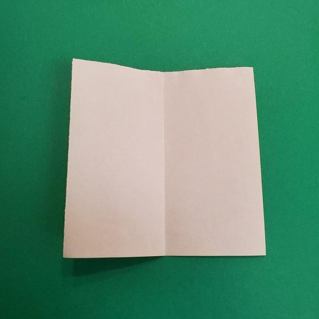 折り紙のサトシの作り方折り方1顔 (3)