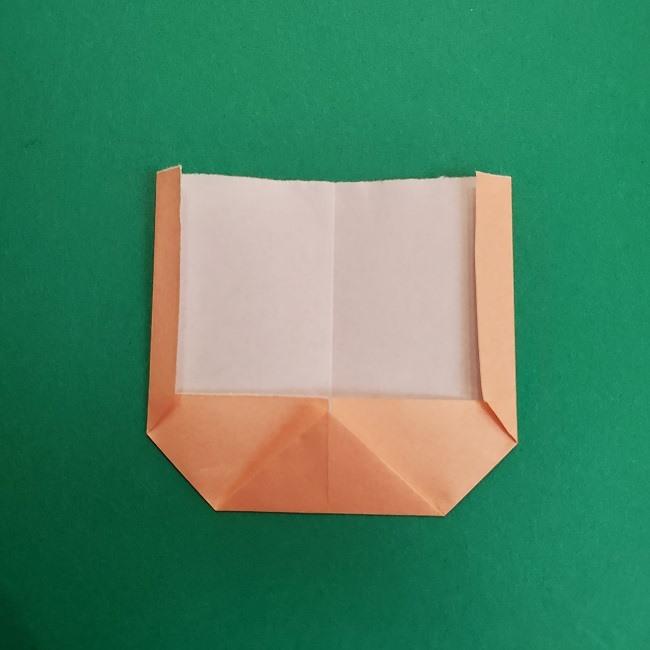 折り紙のサトシの作り方折り方1顔 (6)