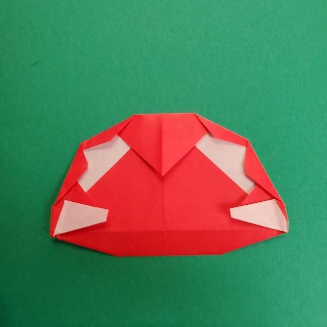 折り紙のサトシの作り方折り方2帽子 (16)