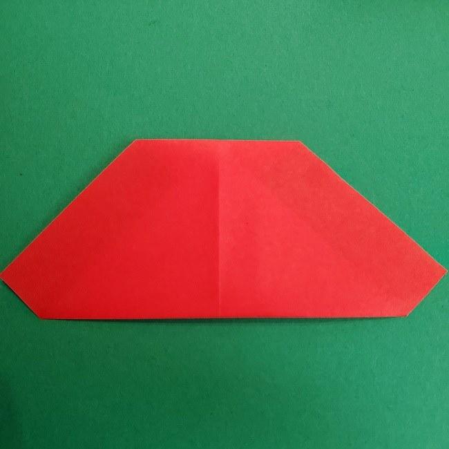 折り紙のサトシの作り方折り方2帽子 (6)