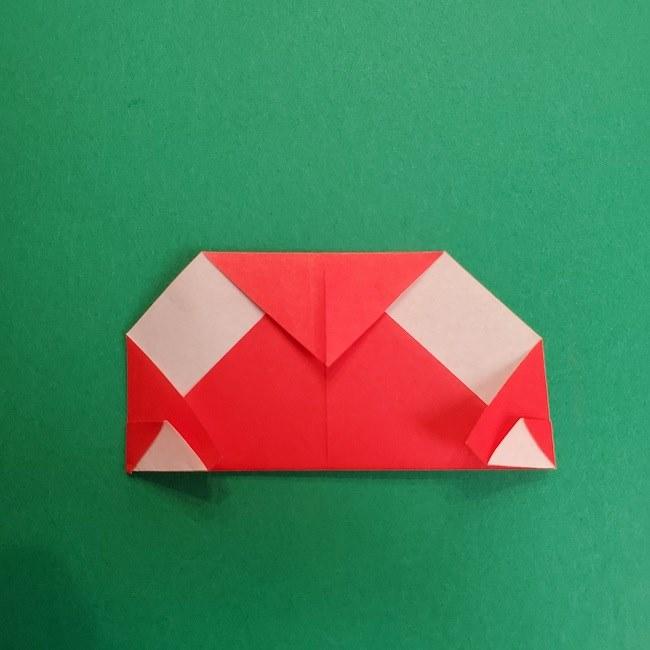 折り紙のサトシの作り方折り方2帽子 (9)