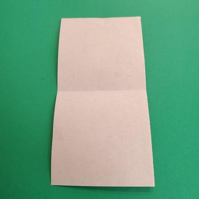 折り紙のサトシの作り方折り方3髪 (3)