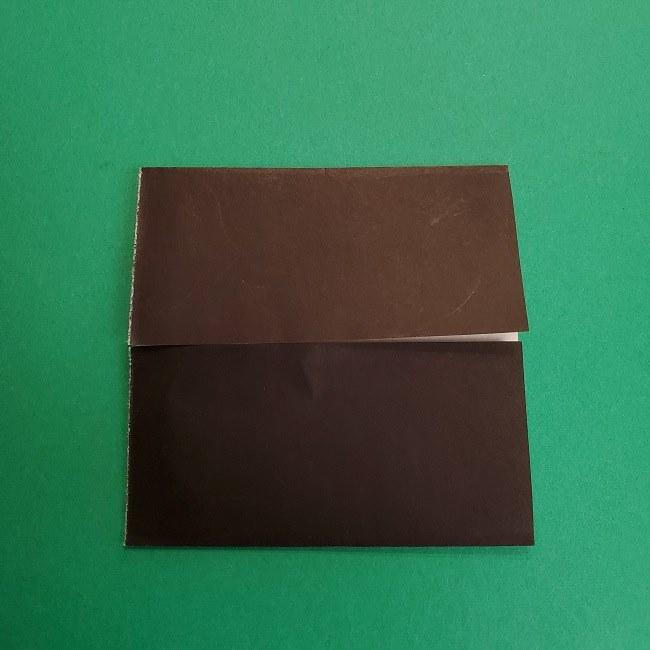 折り紙のサトシの作り方折り方3髪 (4)