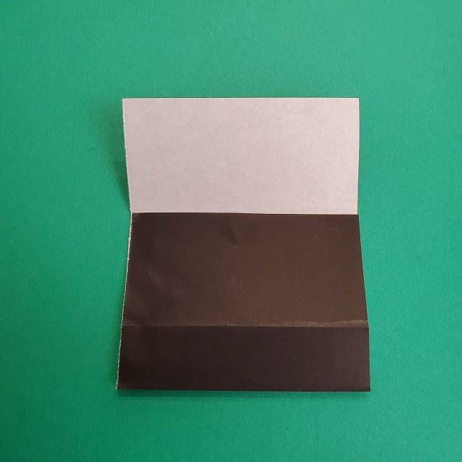 折り紙のサトシの作り方折り方3髪 (6)