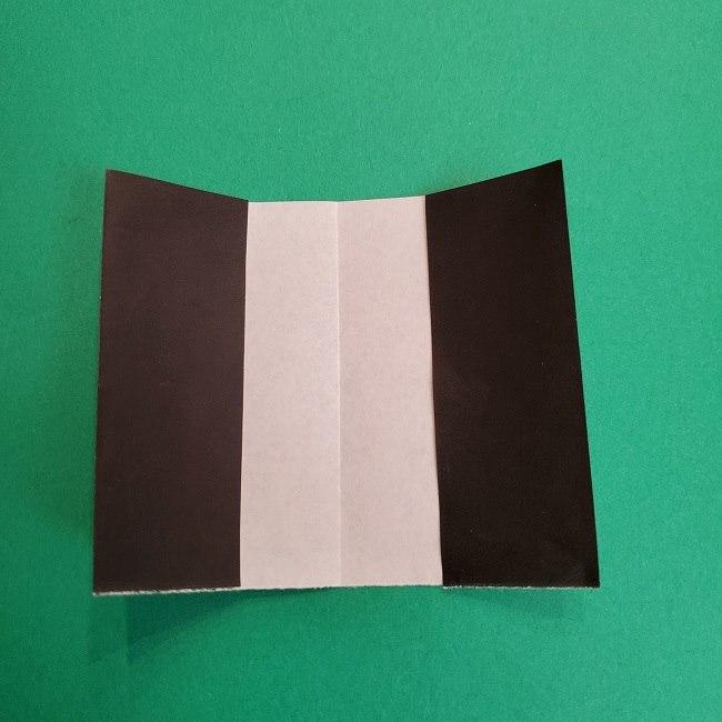 折り紙のサトシの作り方折り方3髪 (9)