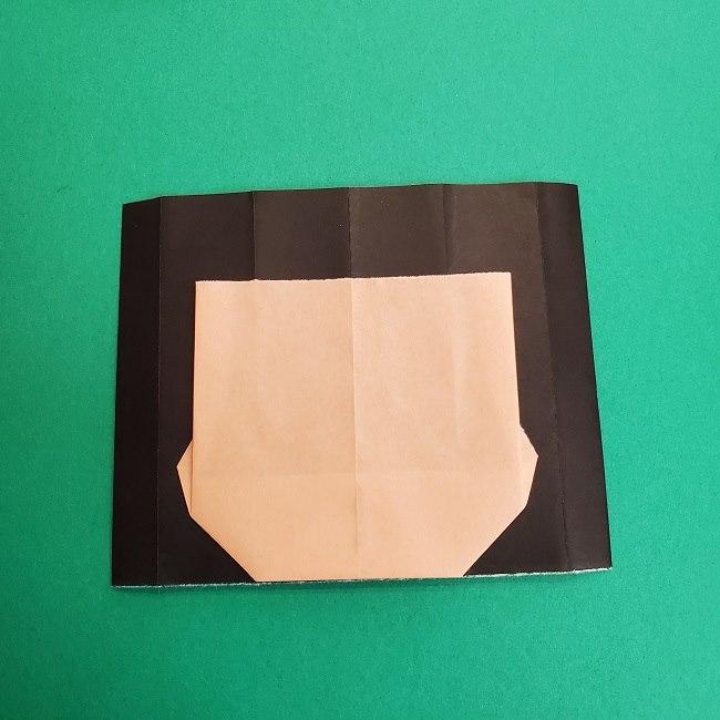 折り紙のサトシの作り方折り方4完成 (1)