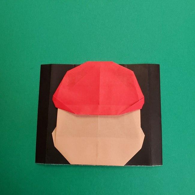 折り紙のサトシの作り方折り方4完成 (2)