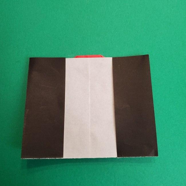 折り紙のサトシの作り方折り方4完成 (3)