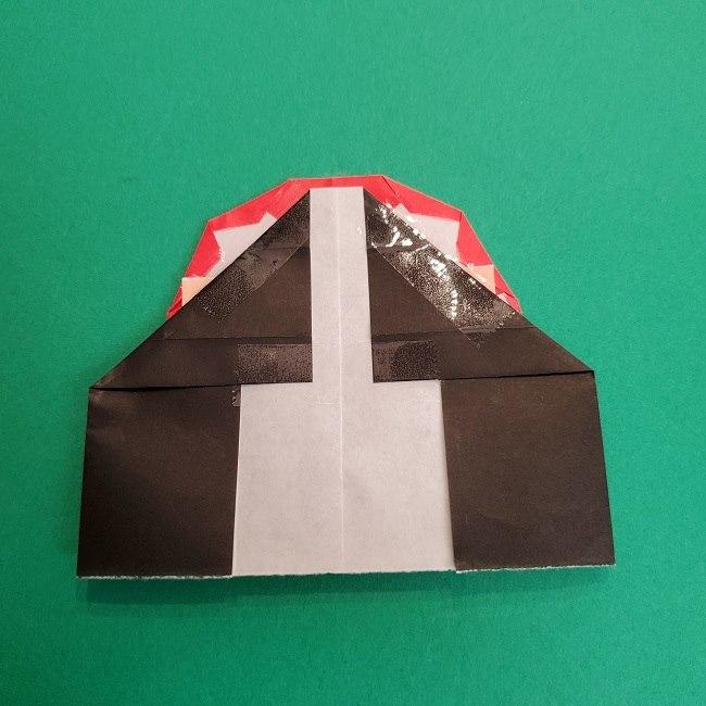 折り紙のサトシの作り方折り方4完成 (5)