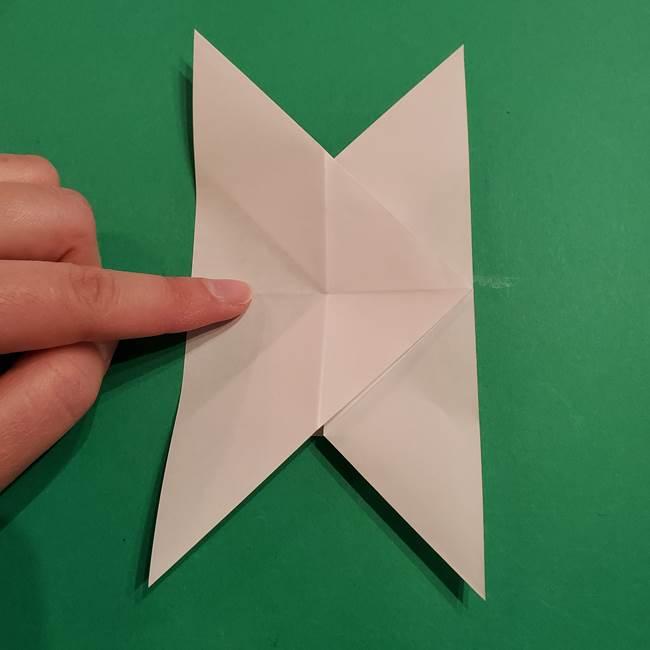 折り紙のヒバニーの折り方☆ポケットモンスター(17)