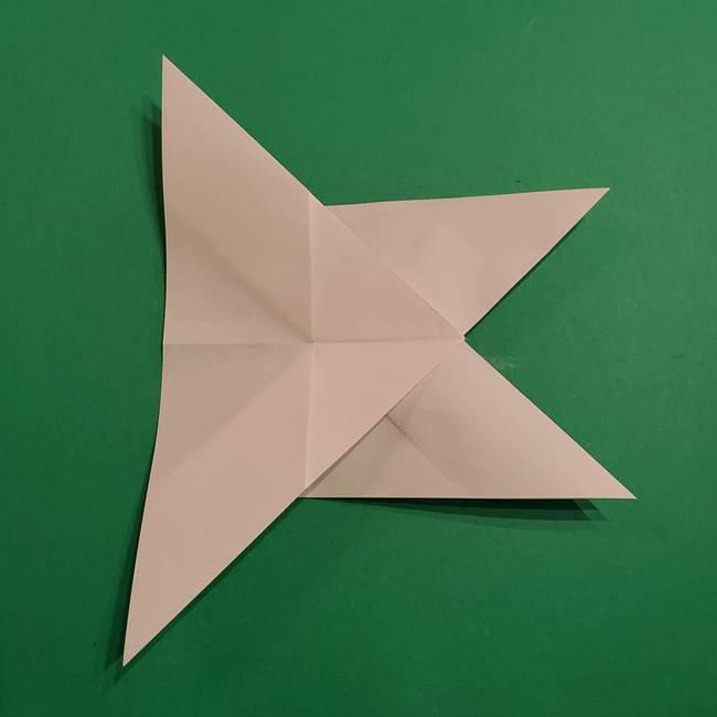 折り紙のヒバニーの折り方☆ポケットモンスター(20)