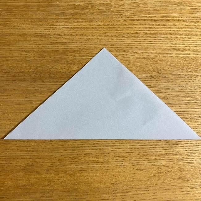 折り紙のフクロウはリアルでかわいい♪折り方作り方 (1)