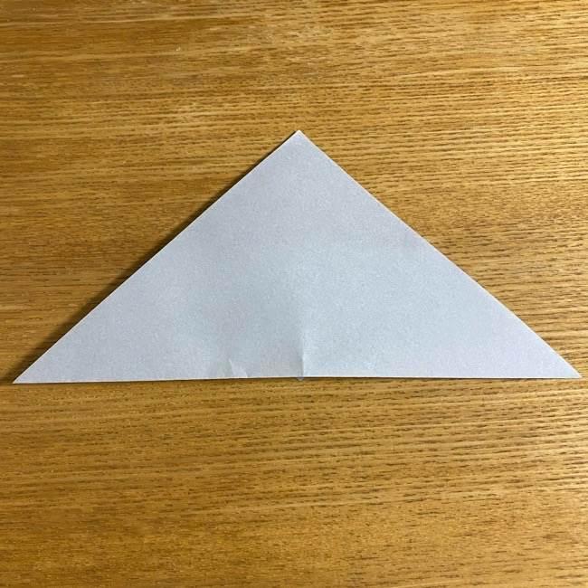 折り紙のフクロウはリアルでかわいい♪折り方作り方 (5)