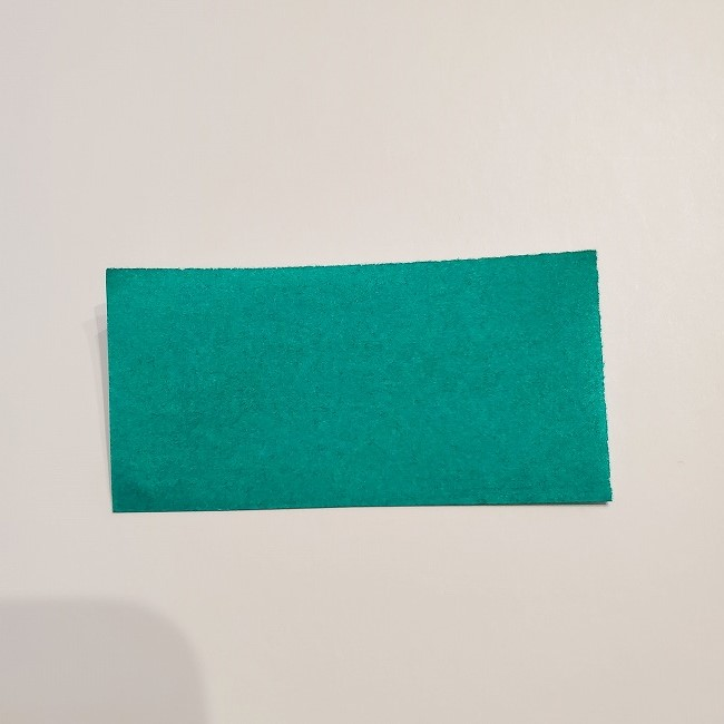 折り紙の菜の花のリースの作り方1パーツ (2)