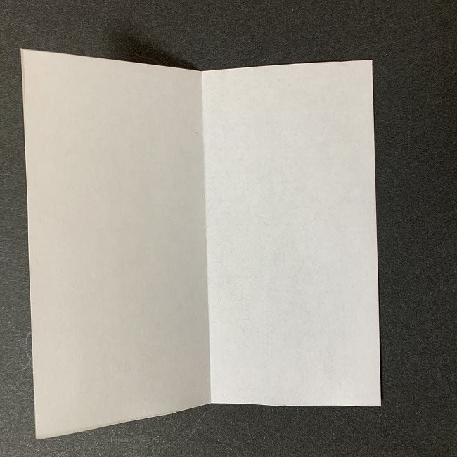 折り紙イーブイの作り方折り方 (1)