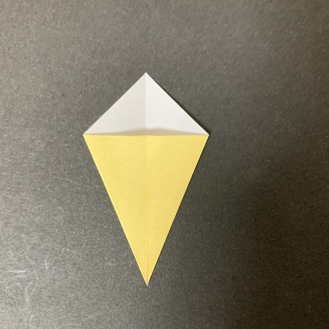 折り紙イーブイの作り方折り方 (12)