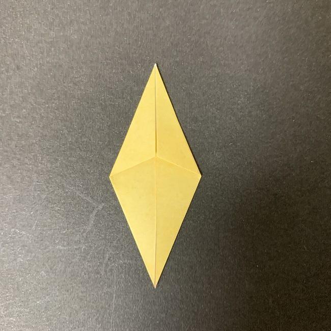折り紙イーブイの作り方折り方 (13)