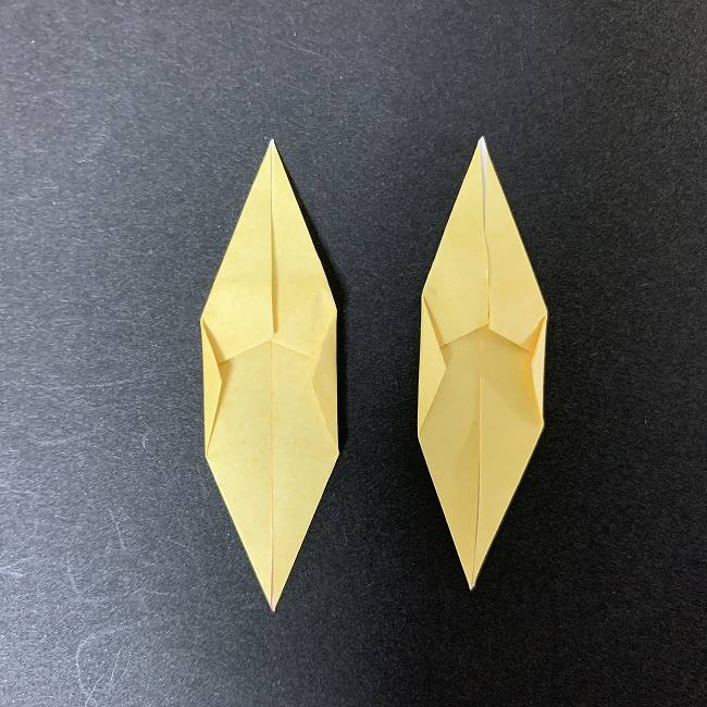 折り紙イーブイの作り方折り方 (15)