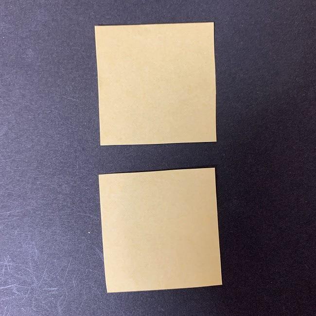 折り紙イーブイの作り方折り方 (18)