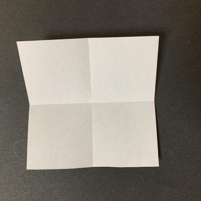 折り紙イーブイの作り方折り方 (2)
