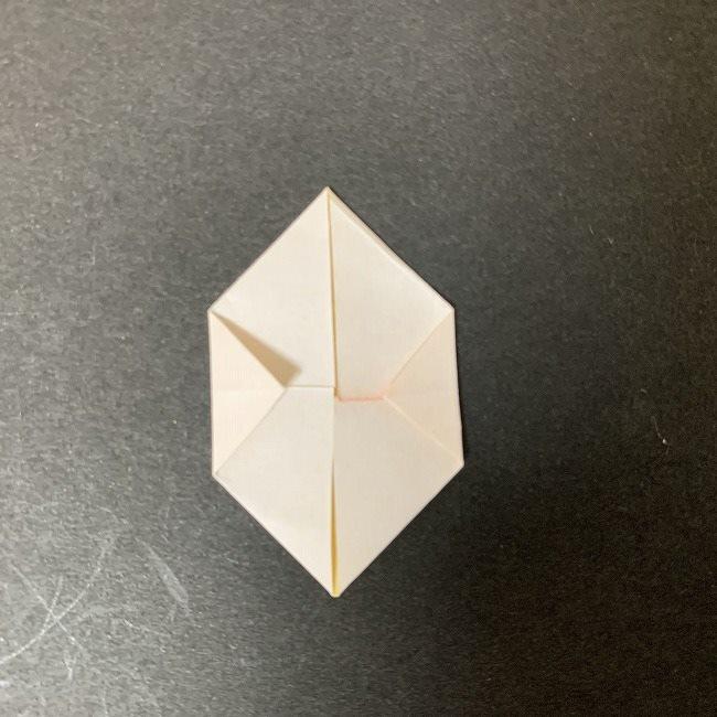 折り紙イーブイの作り方折り方 (21)