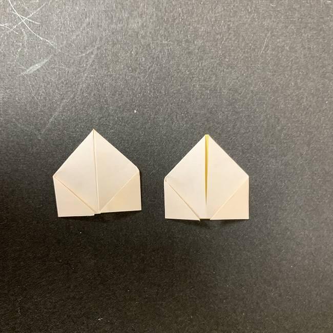 折り紙イーブイの作り方折り方 (26)