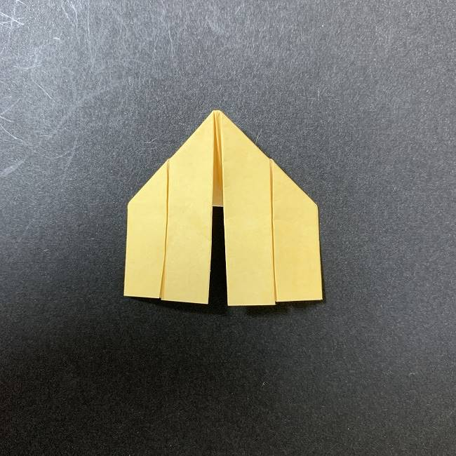 折り紙イーブイの作り方折り方 (37)