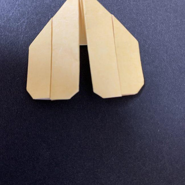 折り紙イーブイの作り方折り方 (38)