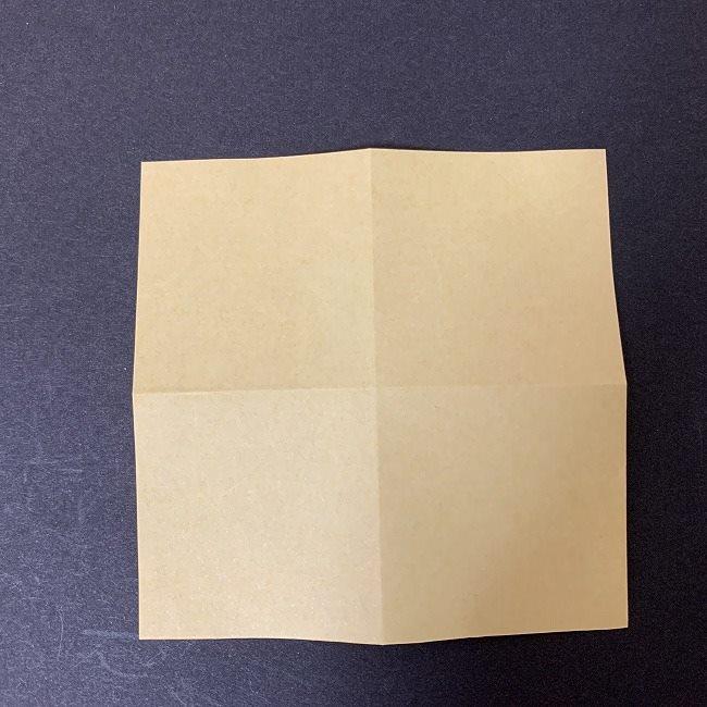 折り紙イーブイの作り方折り方 (42)