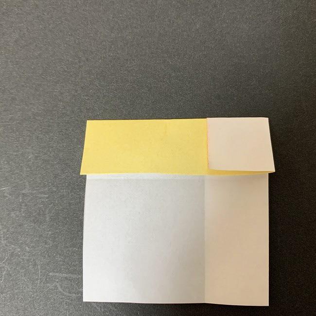 折り紙イーブイの作り方折り方 (45)