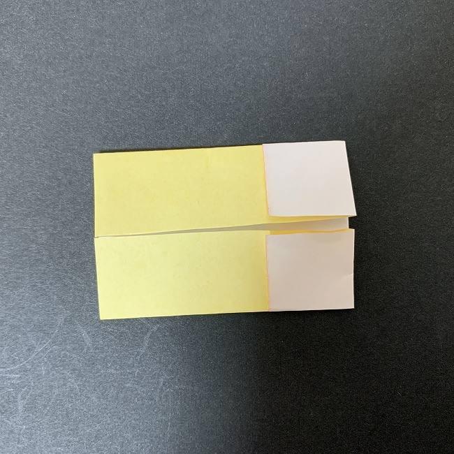 折り紙イーブイの作り方折り方 (46)