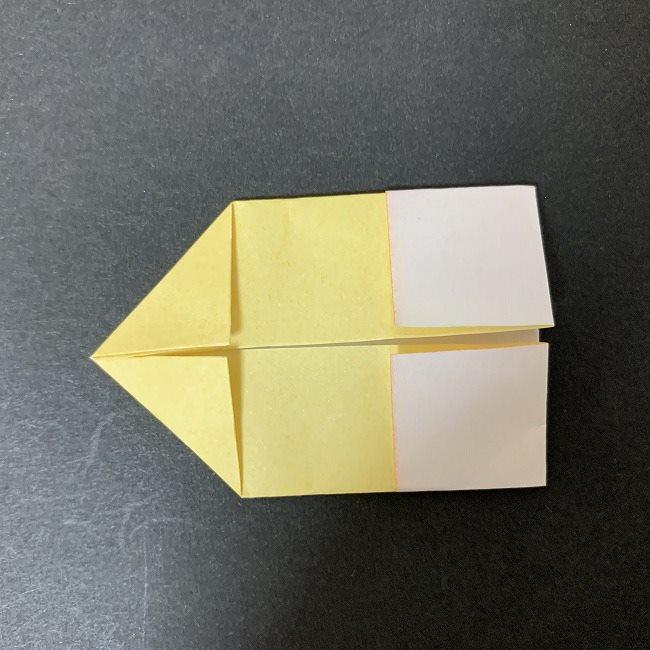 折り紙イーブイの作り方折り方 (47)