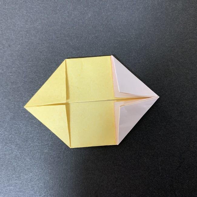 折り紙イーブイの作り方折り方 (48)
