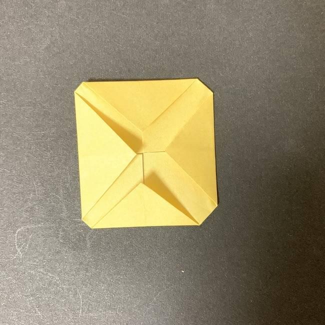 折り紙イーブイの作り方折り方 (5)