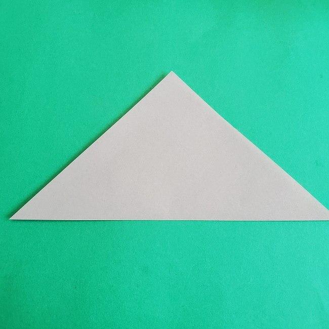折り紙 簡単かわいいトトロの折り方作り方 (2)