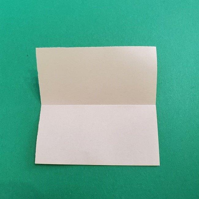 折り紙 菜の花(立体)の折り方作り方1花 (3)