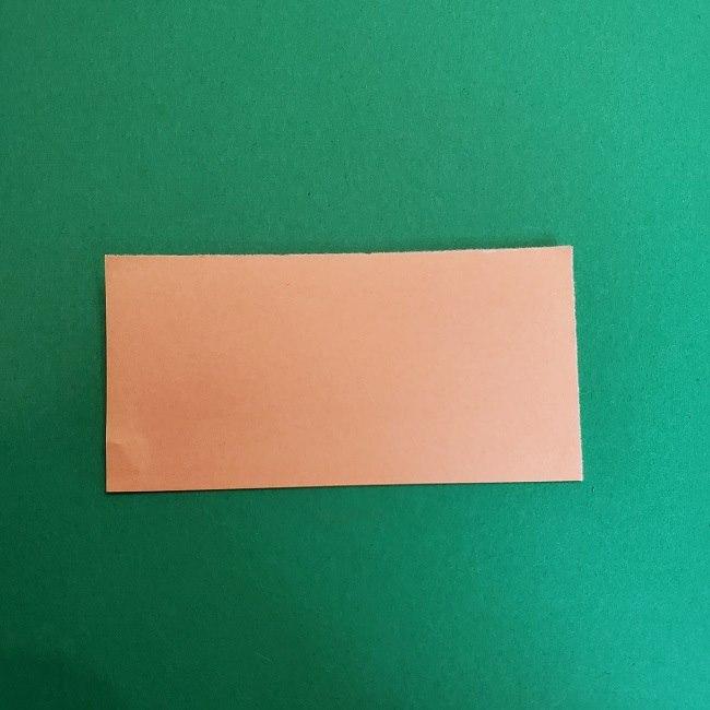 折り紙 魔女の宅急便『キキ』折り方作り方1顔 (2)