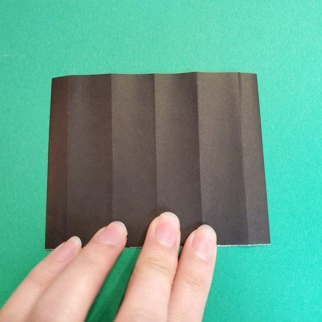 折り紙 魔女の宅急便『キキ』折り方作り方2髪の毛 (13)
