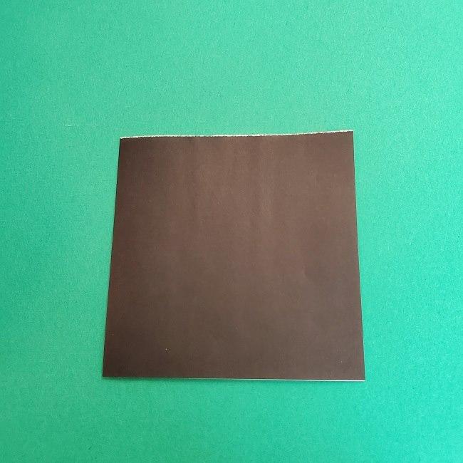折り紙 魔女の宅急便『キキ』折り方作り方2髪の毛 (15)