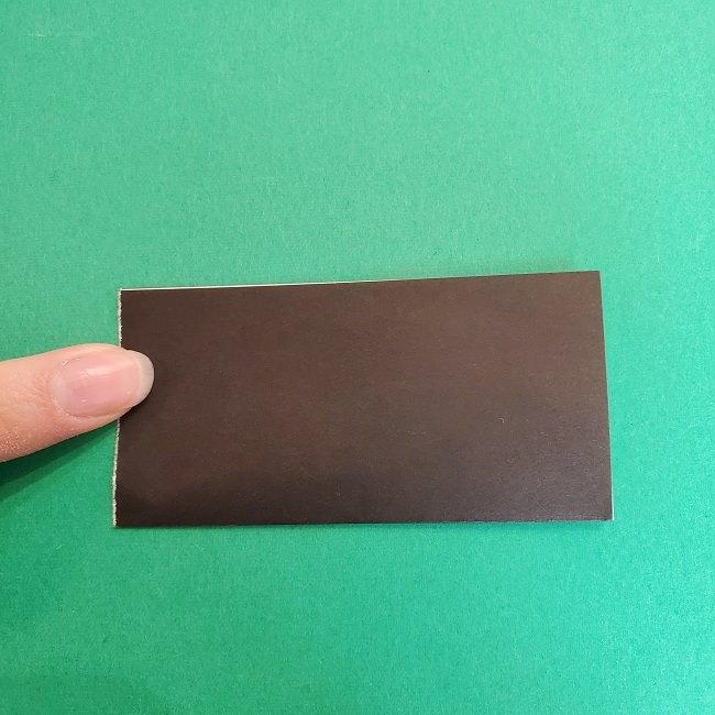 折り紙 魔女の宅急便『キキ』折り方作り方2髪の毛 (16)