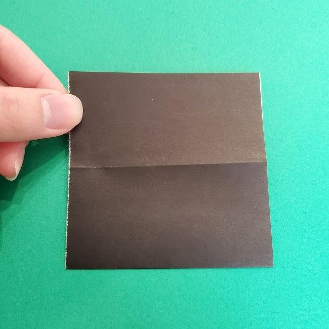 折り紙 魔女の宅急便『キキ』折り方作り方2髪の毛 (17)