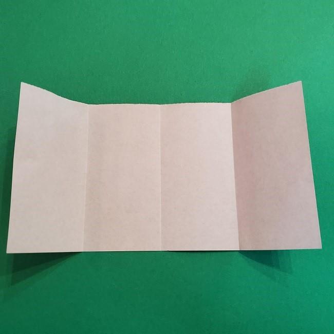 折り紙 魔女の宅急便『キキ』折り方作り方2髪の毛 (8)
