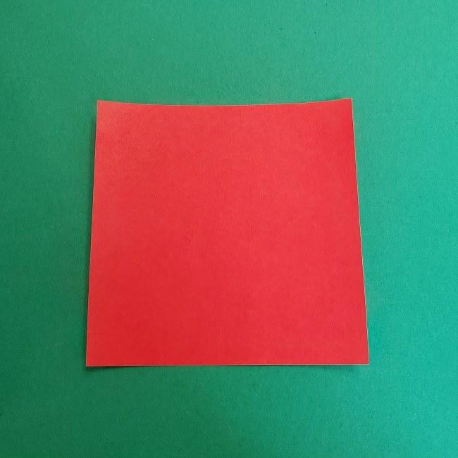 折り紙 魔女の宅急便『キキ』折り方作り方3リボン (1)